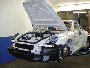 Bild vom Fahrzeugaufbau