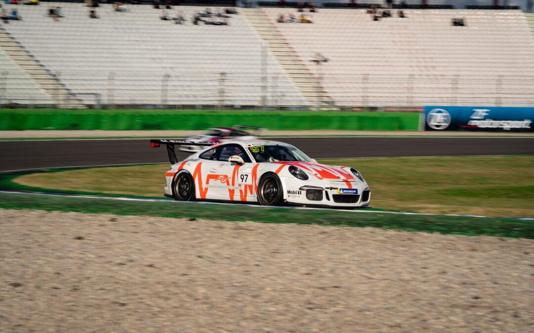 Gesamtsieger Porsche Sports Cup 2020